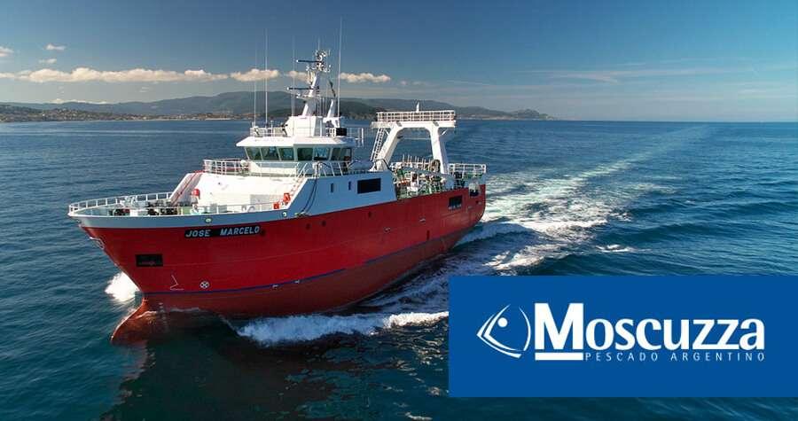 JOSMAR® entrega los parques de pesca para  los gemelos de Moscuzza: el José Marcelo y el Graciela I