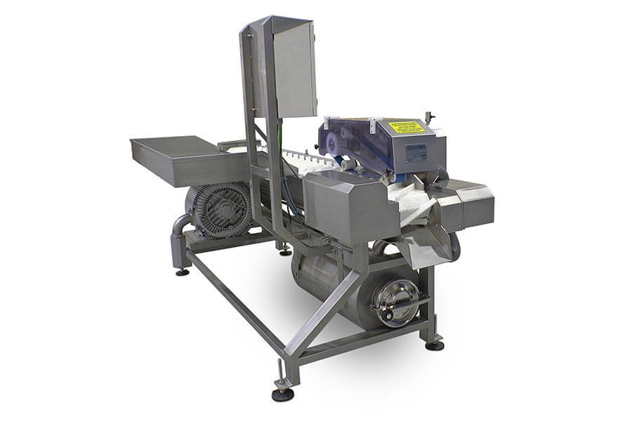 JM-804 - Head Cutting & Gutting Machine