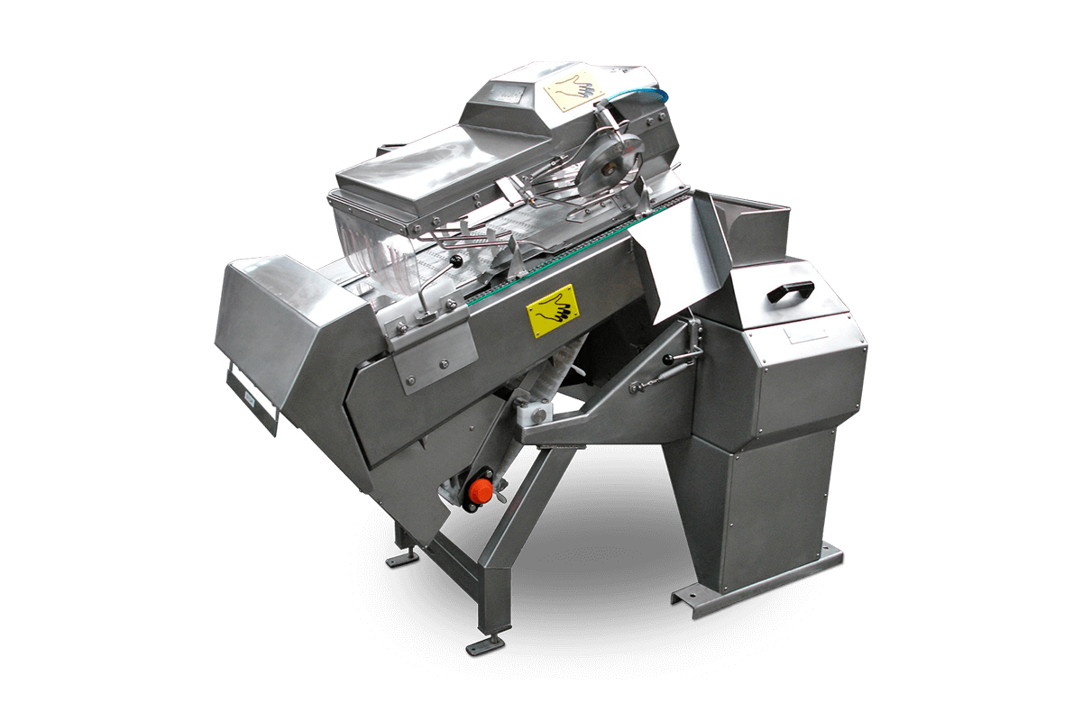 JM-205 - Head Cutting and Gutting Machine