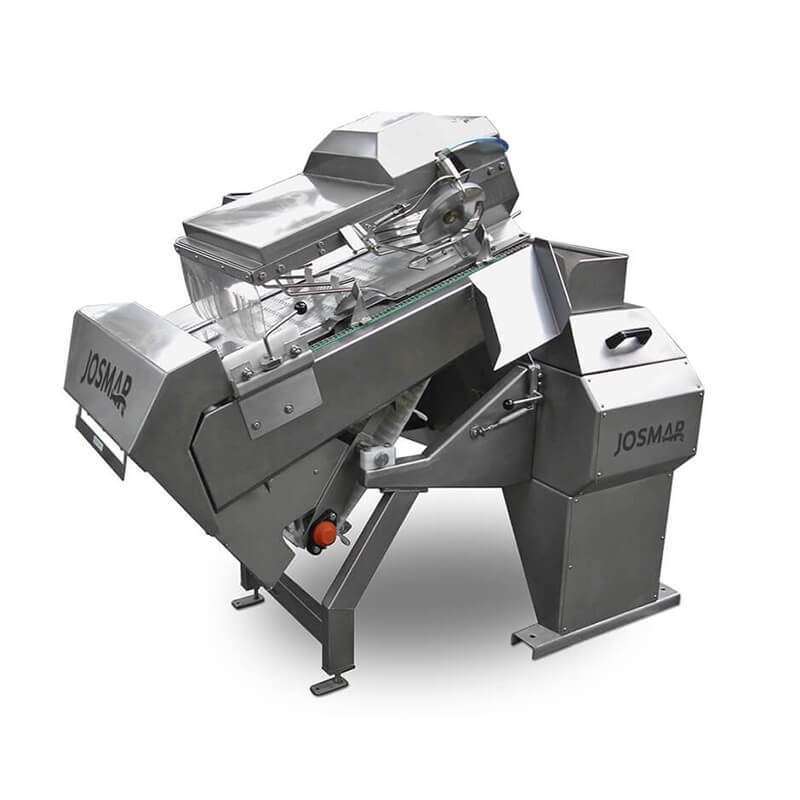 JM-205 - Head Cutting and Gutting Machine