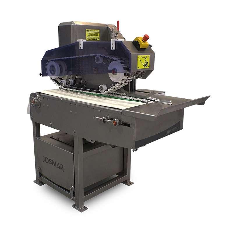 JM-450 - Head Cutting & Gutting Machine
