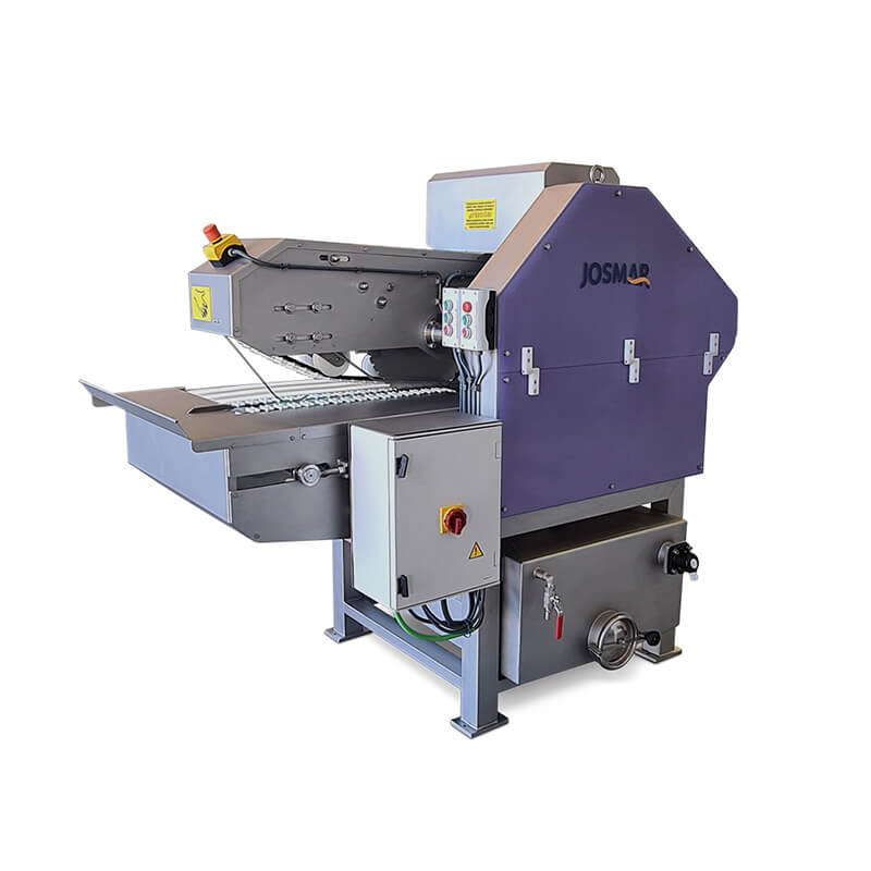 JM-452 - Head Cutting & Gutting Machine