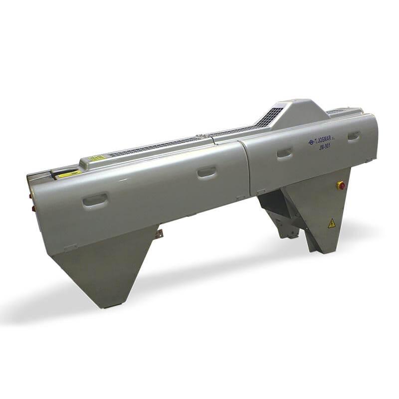 JM-901 - Descabezadora - fileteadora