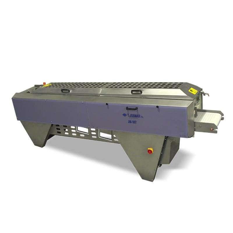 JM-907 - Descabezadora, Evisceradora y Fileteadora de lubina