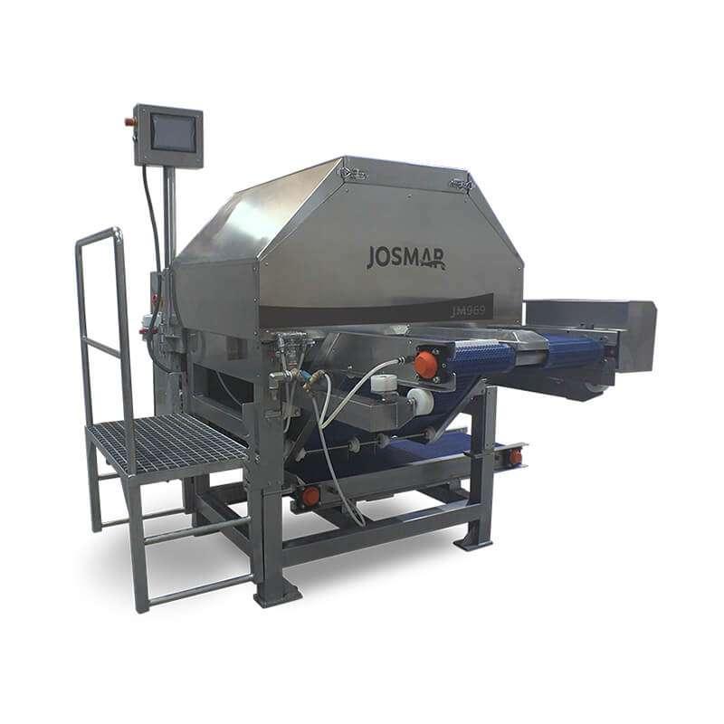 JM-969 - Flatfish Filleting Machine