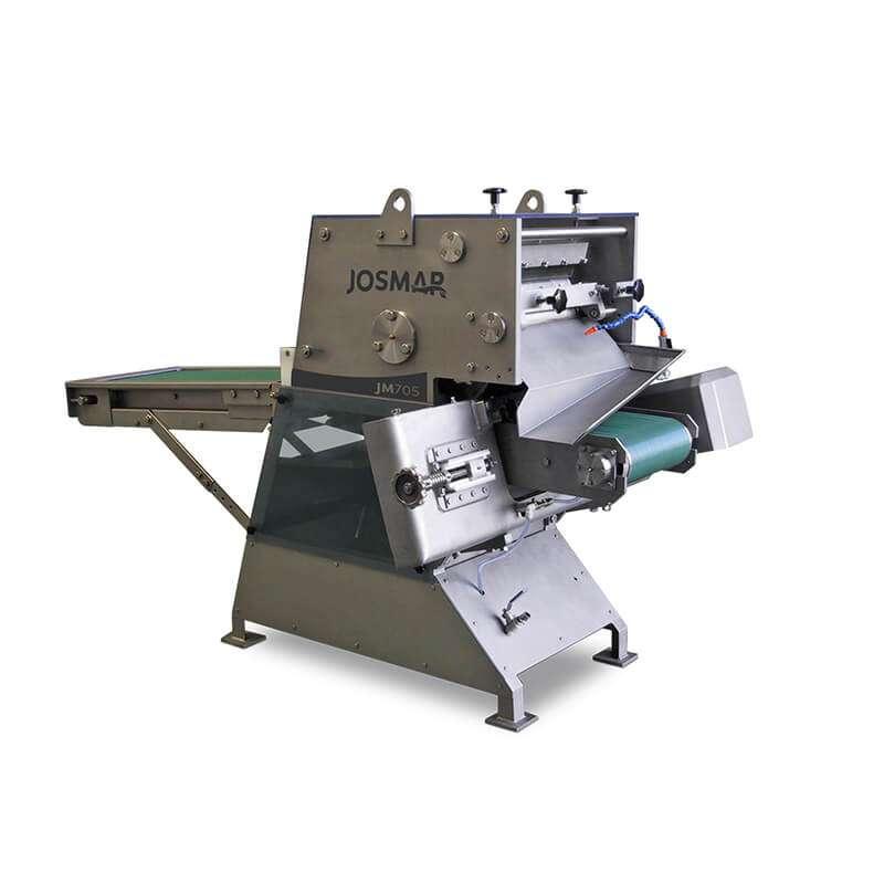 JM-705 - Freeze Drum Skinning Machine
