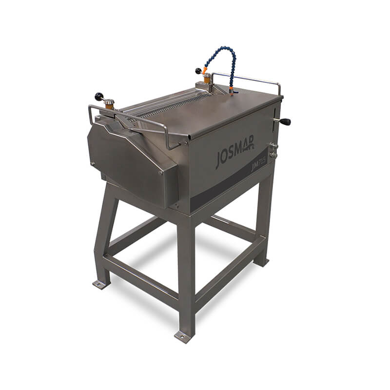 JM-715 - Free-standing Manual Skinning Machine