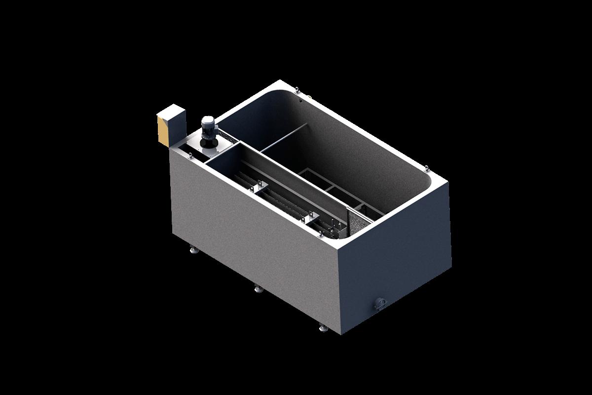 Brine cooler