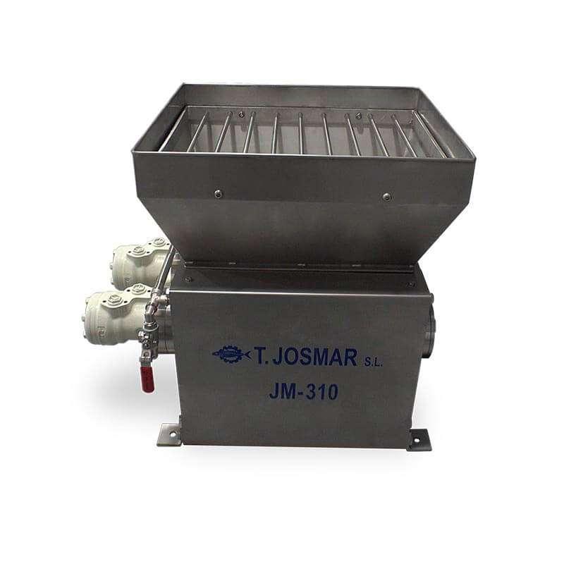 JM-310 - Trituradora trozos pequeños