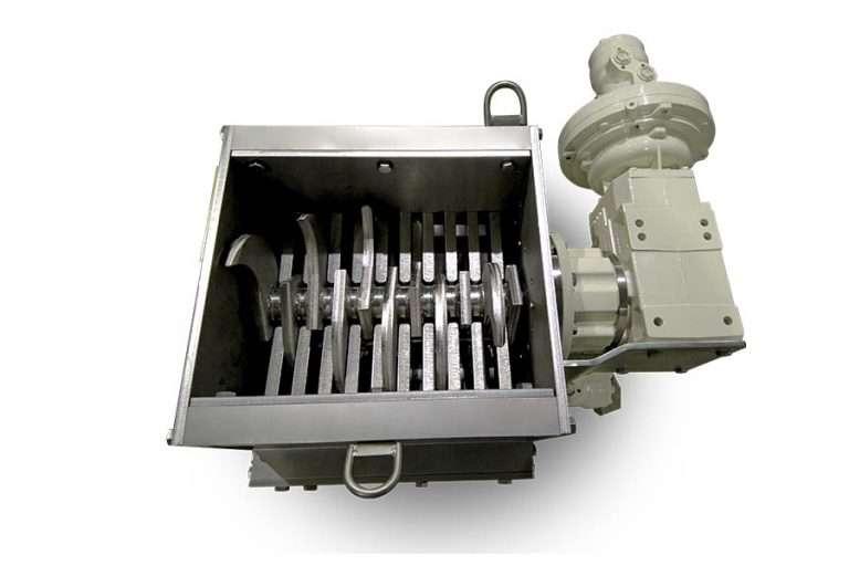 JM-311 - Troceadora-Trituradora Doble Etapa